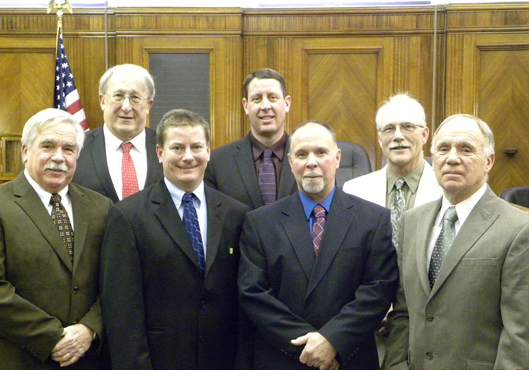 County Commission 2013