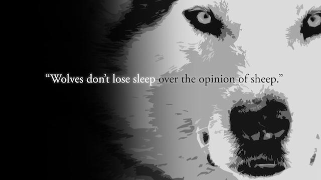 Wolves&Sheep