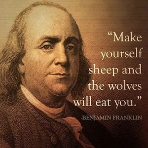 Ben-Franklin-sheep-and-wolves