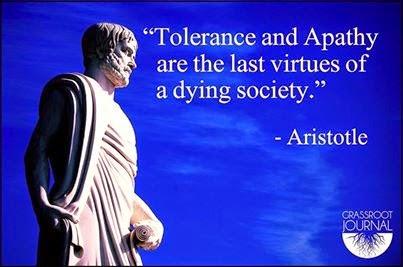 ToleranceApathy