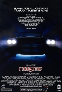 Christine Movie Poster1