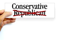 Conservative-not-Republican