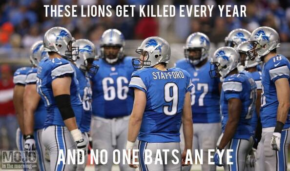 LIONS-suck