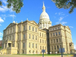 Michigan Capitol Building Image 1