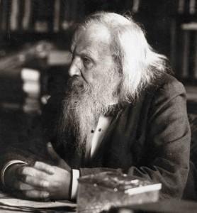 Dmitri Ivanovich Mendeleev Дми́трий Ива́нович Менделе́ев 1834 – 1907