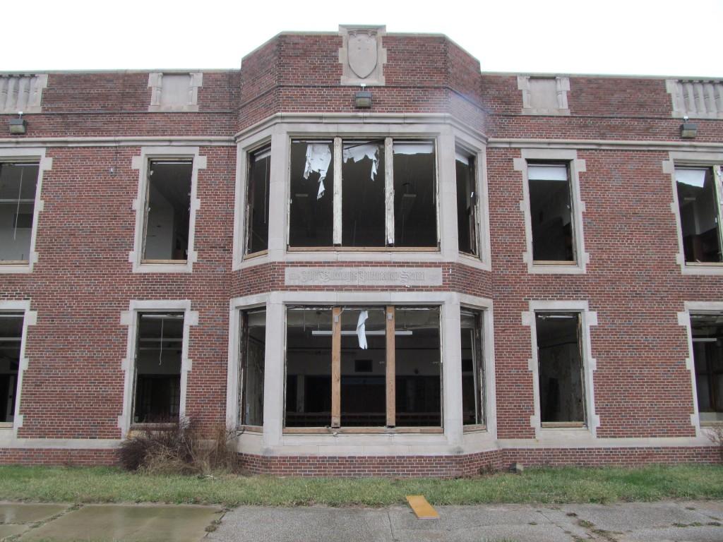 What was John Burroughs Intermediate School.