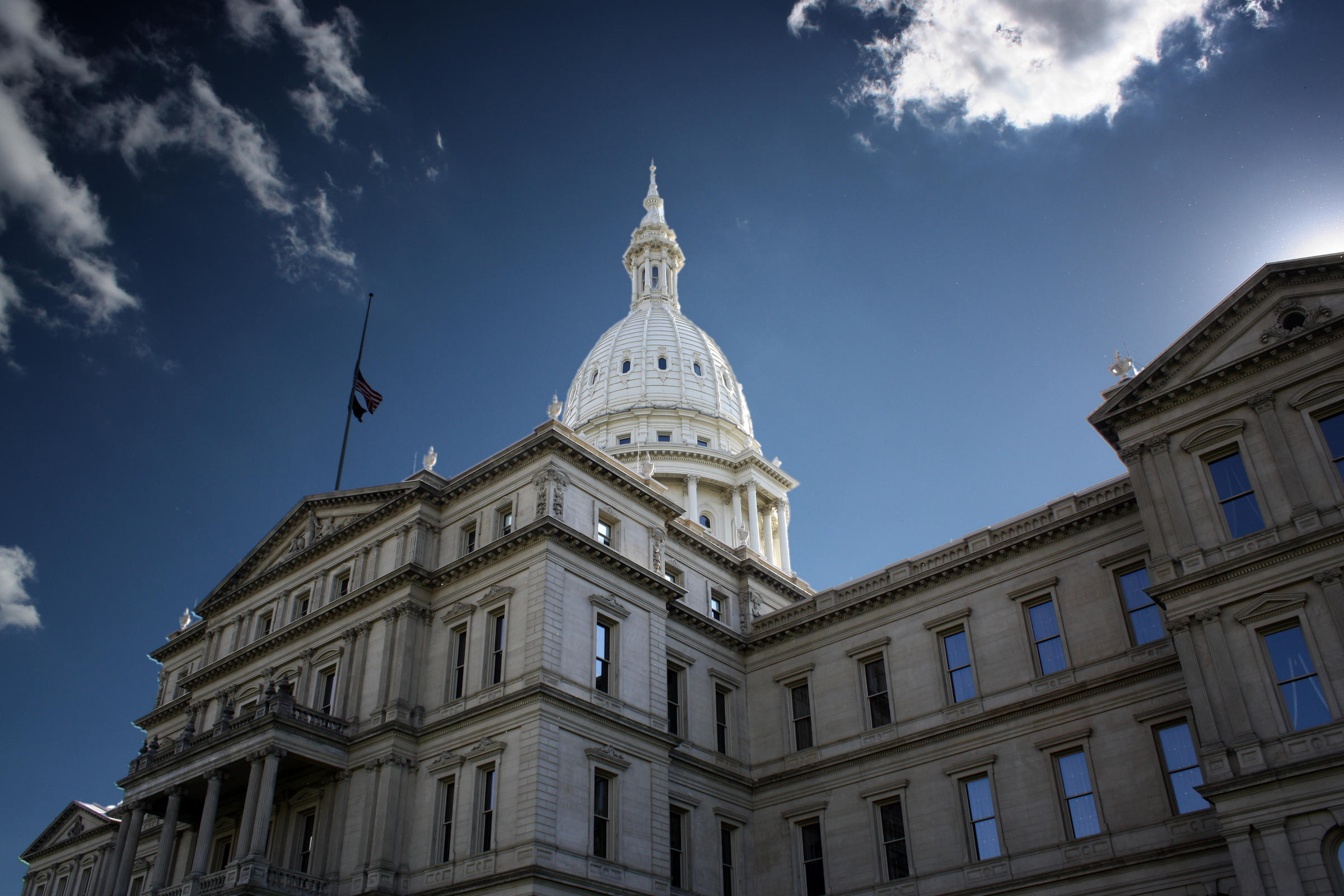 Michigan Capitol Image