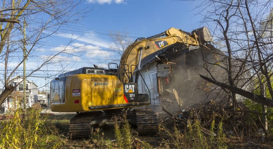 Adamo Demolition
